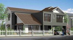 VILLAS FOR NEW FRONT LINE BUILDERS, CALICUT